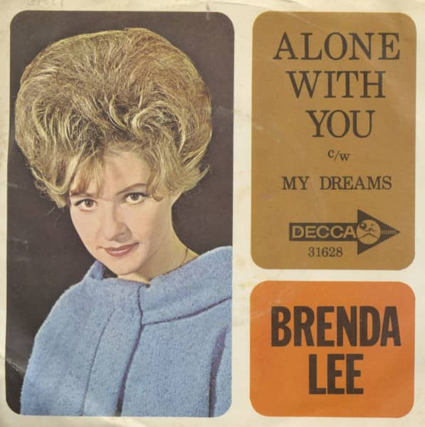Alone With You - My Dreams (7inch, 45rpm, PS)