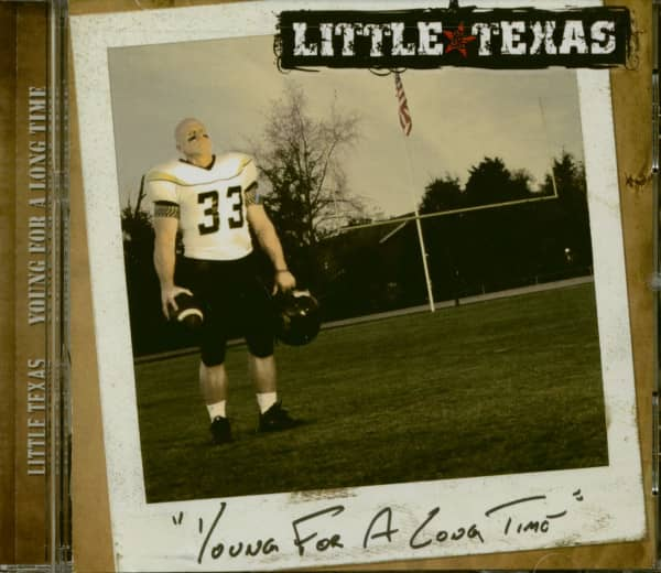 Young For A Long Time (CD)