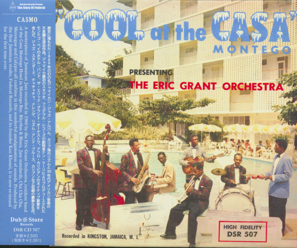 Cool At The Casa Montego (CD, Japan)