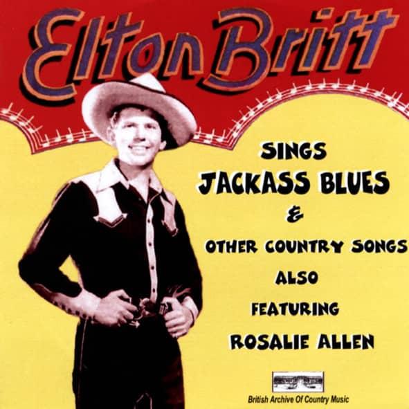 Jackass Blues (CD-R)