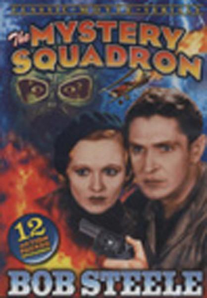 Mystery Squadron (1933) 12 Episodes