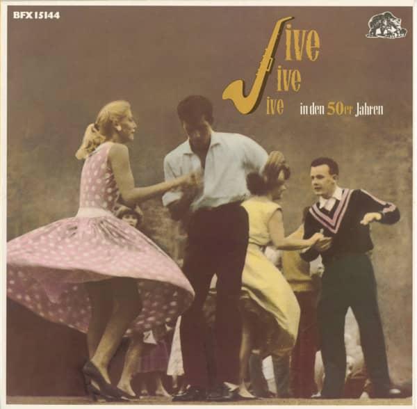 Jive, Jive, Jive in den 50er Jahren (LP)