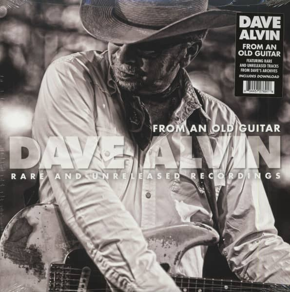 From An Old Guitar: Rare And Unreleased Recordings (2-LP & Download)