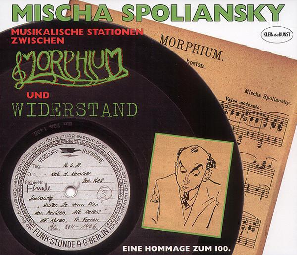 Zwischen Morphium und Widerstand 2-CD
