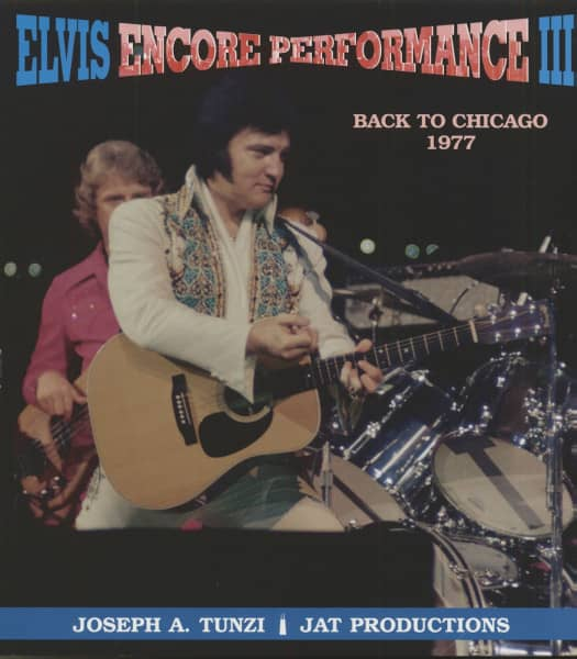 Encore Performance III - Back To Chicago 1977