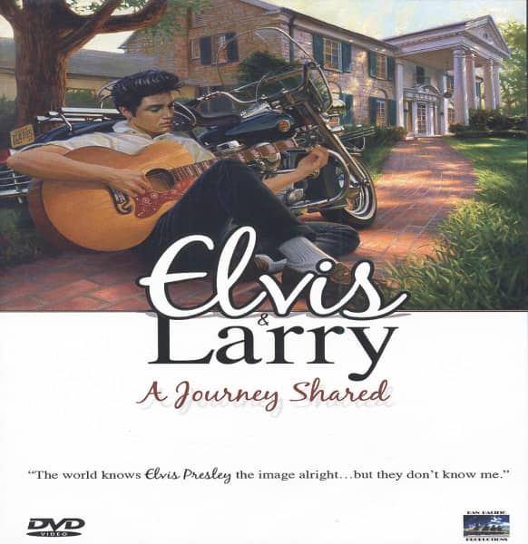 Elvis & Larry - A Journey Shared (DVD)