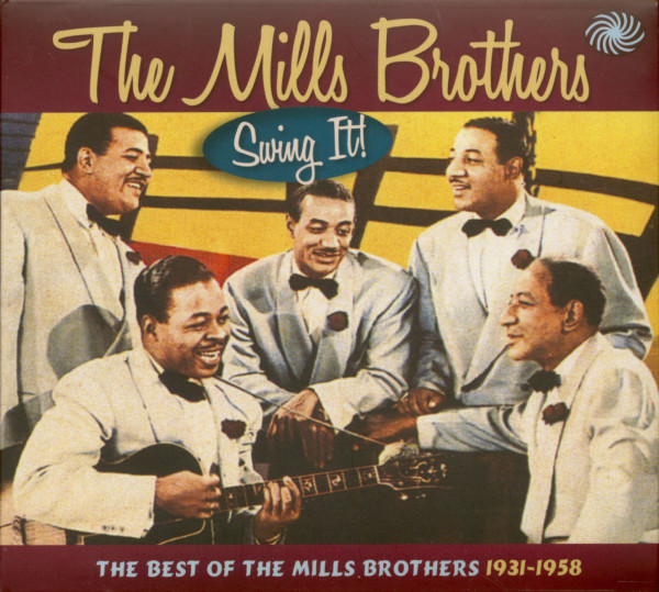 Swing It ! The Very Best Of The Mills Brother 1931-1958 (3-CD)