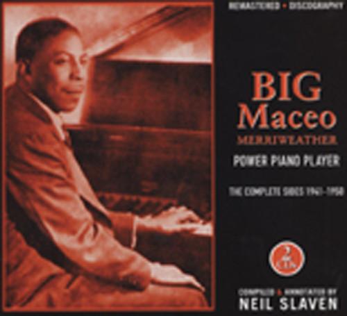 Power Piano Player (2-CD)
