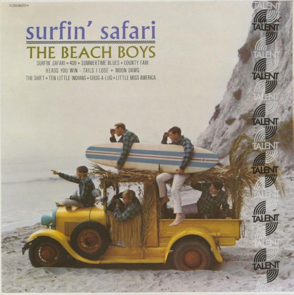 Surfin' Safari (LP)