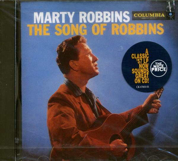 Song Of Robbins (CD)