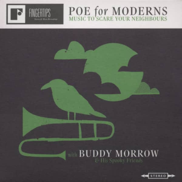 Poe For Moderns (1960)...plus scary 45s