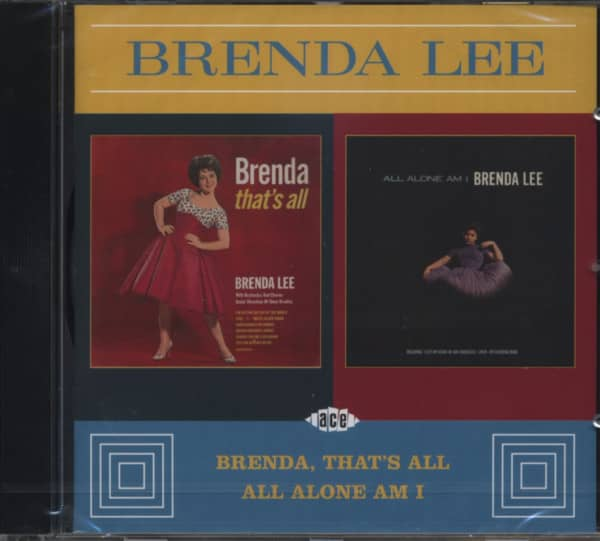 Brenda That's All & All Alone Am I