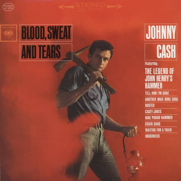 Blood, Sweat And Tears (1962) 180g Vinyl