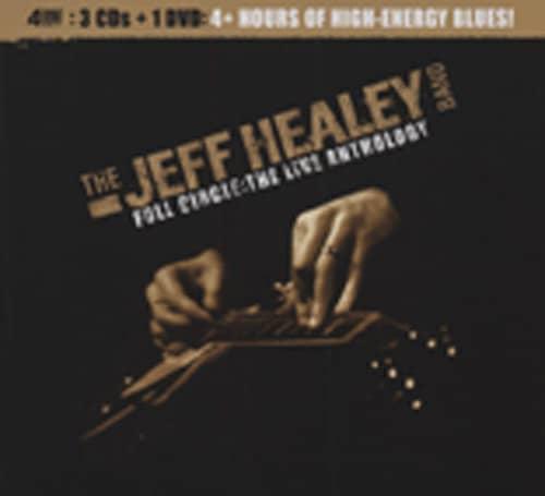 Full Circle: The Live Anthology (3-CD - 1-DVD)