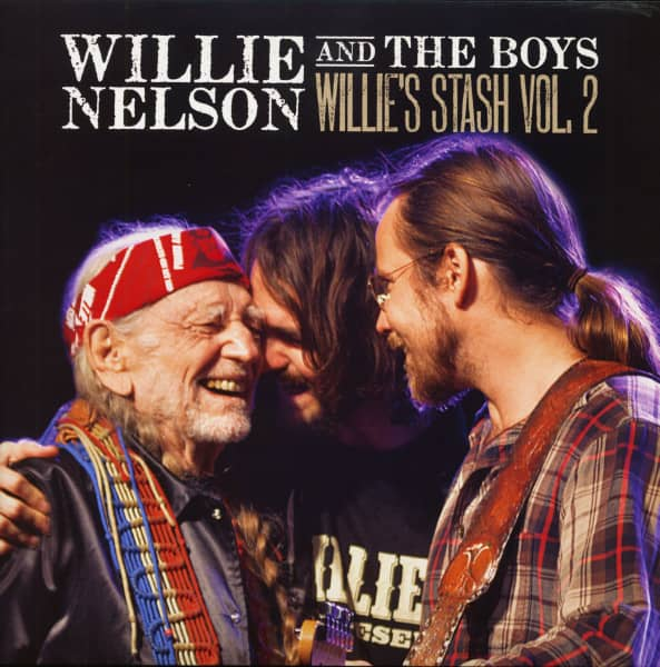 Willie And The Boys - Willie's Stash Vol. 2 (LP)