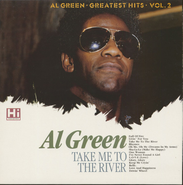 Take Me To The River - Greatest Hits Vol.2 (LP)