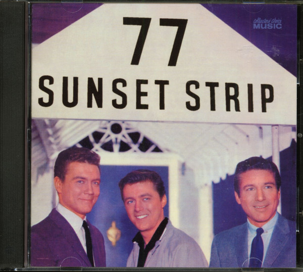 77 Sunset Strip (CD)