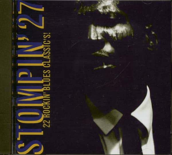 Stompin' Vol.27 (CD)