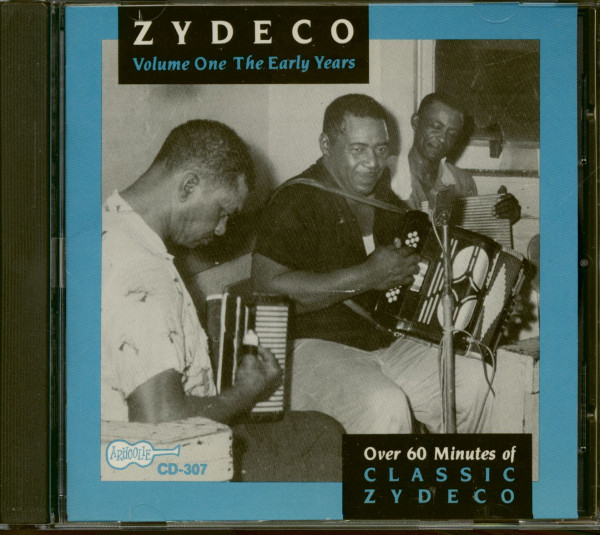 Zydeco - The Early Years (CD)