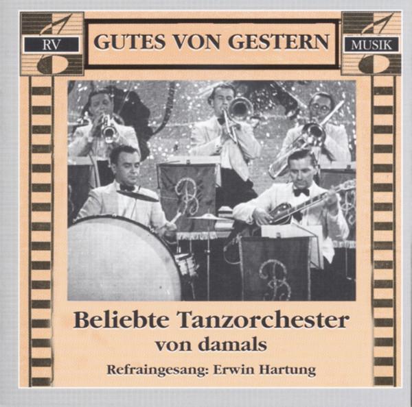 & beliebte Tanzorchester von damals