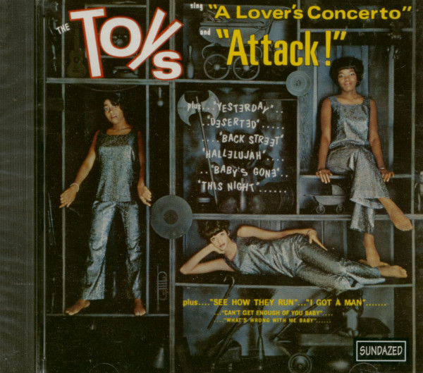 A Lover's Concerto - Attack! (CD)