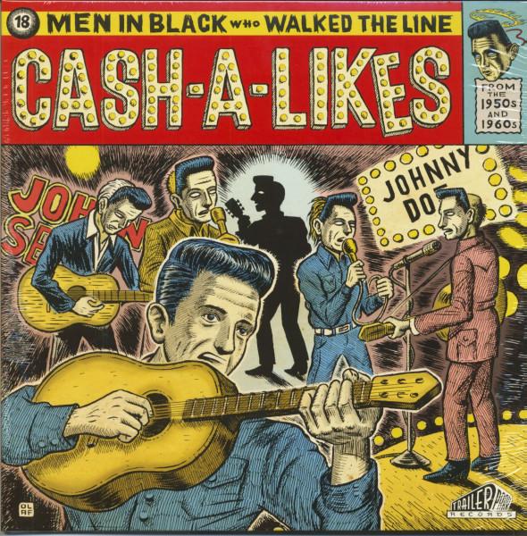 Cash-A-Likes (LP)