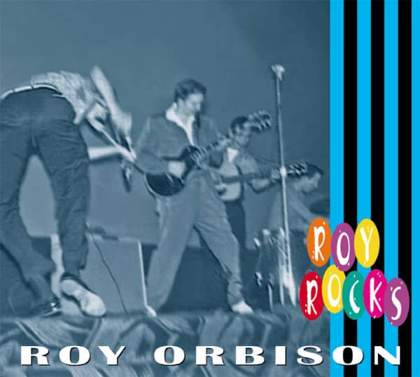 Roy Orbison - Roy Rocks