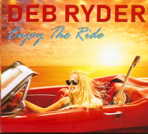 Enjoy The Ride (CD)