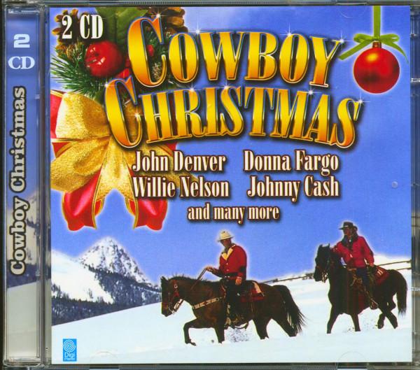 Cowboy Christmas (2-CD)