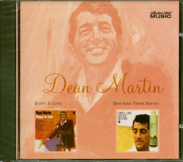Happy In Love - Dino Like Never Before (CD)
