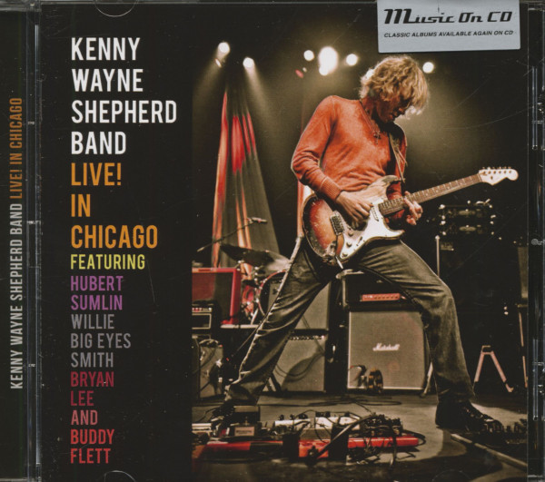 Live In Chicago (CD)