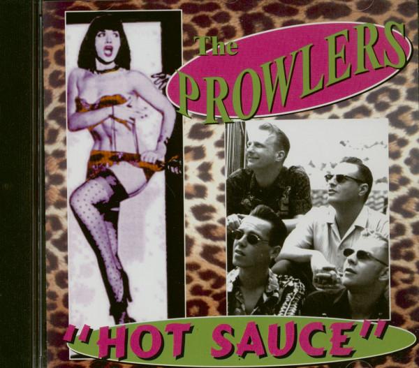 Hot Sauce (CD)