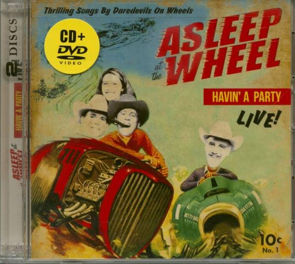 Havin' A Party (CD-DVD)