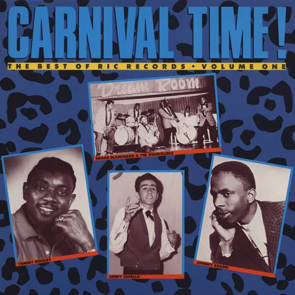 Carnival Time - Best Of Ric Records Vol.1