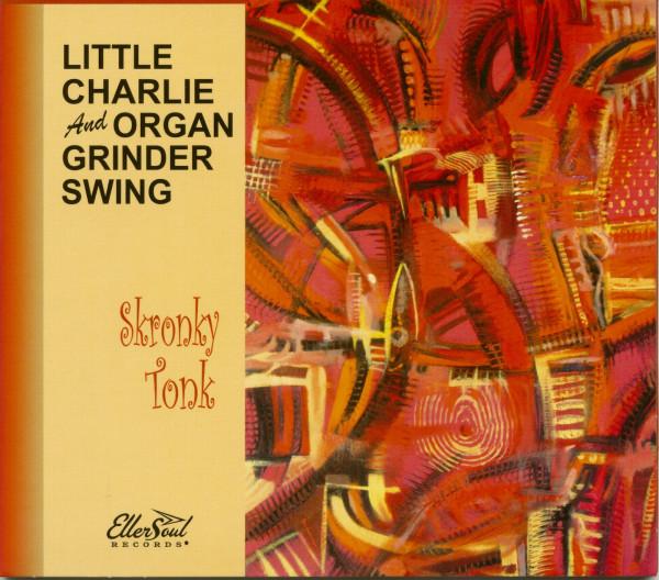 Shronky Tonk (CD)