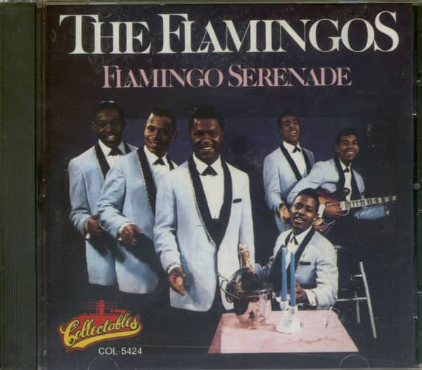 Flamingo Serenade (CD)