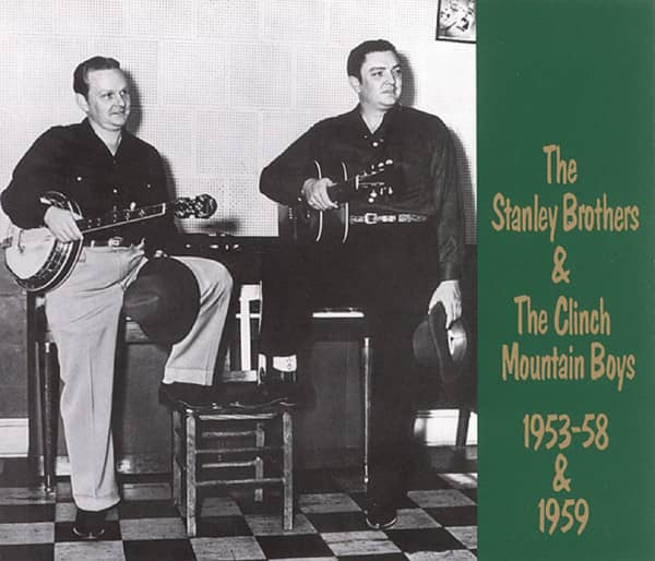 & Clinch Mountain Boys, 1953-58 & 1959 (2-CD)