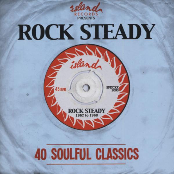 Island Records - Rock Steady 1967-68 (2-CD)