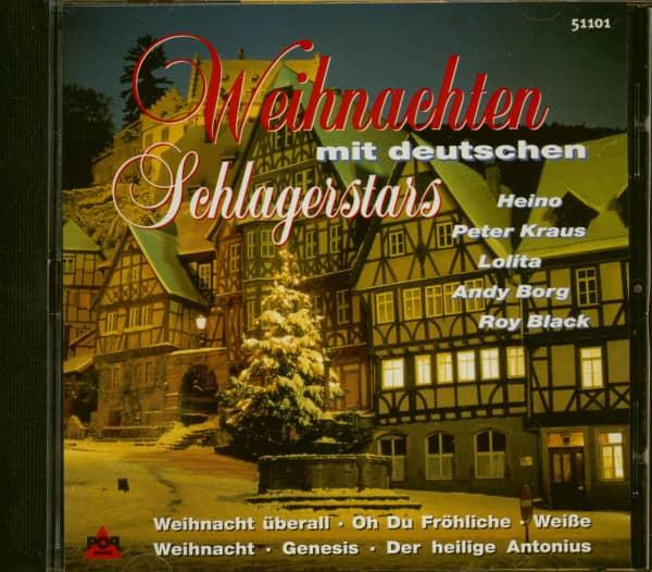 Weihnachten Mit Deutschen Schlagerstars (CD)