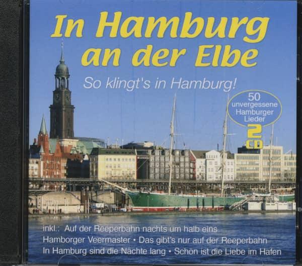 In Hamburg An Der Elbe - So Klingt's In Hamburg (2-CD)