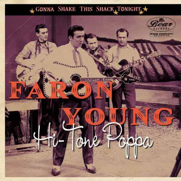 Hi-Tone Poppa - Gonna Shake This Shack Tonight