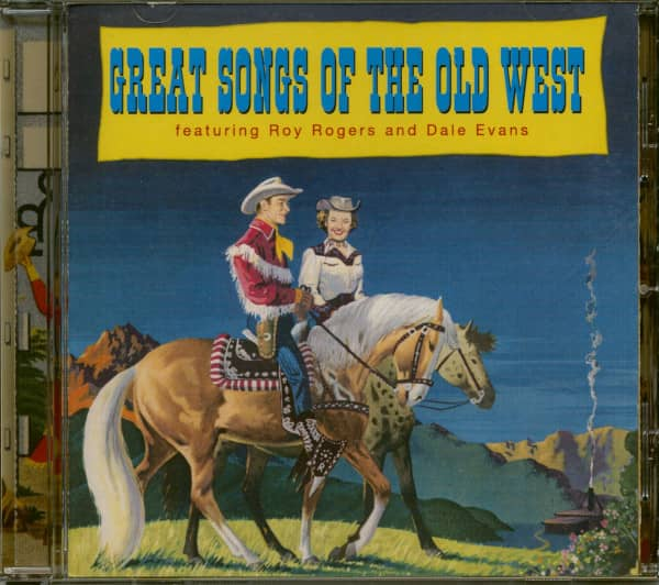 Great Songs Of The Old West (CD)
