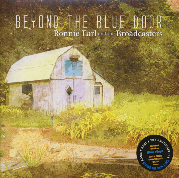 Beyond The Blue Door (LP, Blue Vinyl & Download, Ltd.)