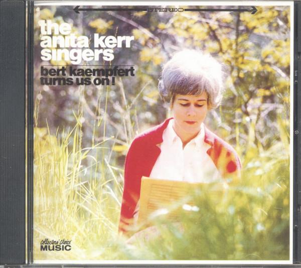 Bert Kaempfert Turns Us On (CD)