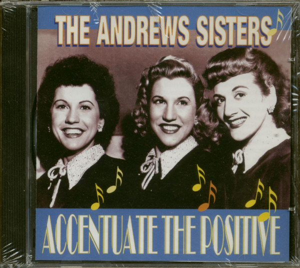 Accentuate The Positive (CD)