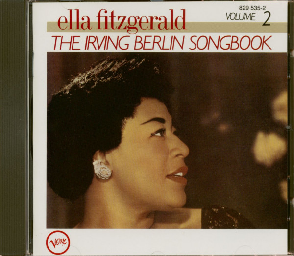 The Irving Berlin Songbook Vol.2 (CD)