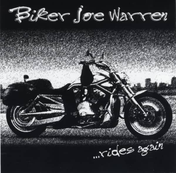 Biker Joe Warren Rides Again