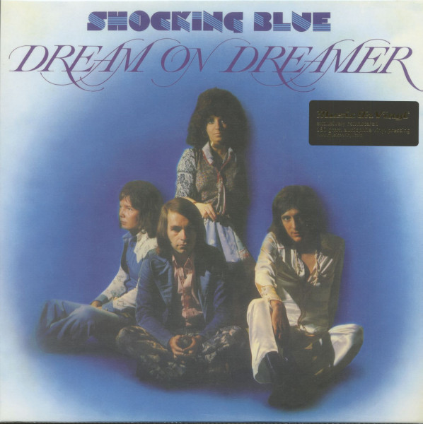 Dream On Dreamer (LP, 180g Vinyl)