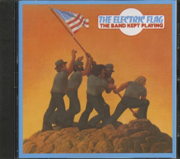 The Band Kept Playing (CD)