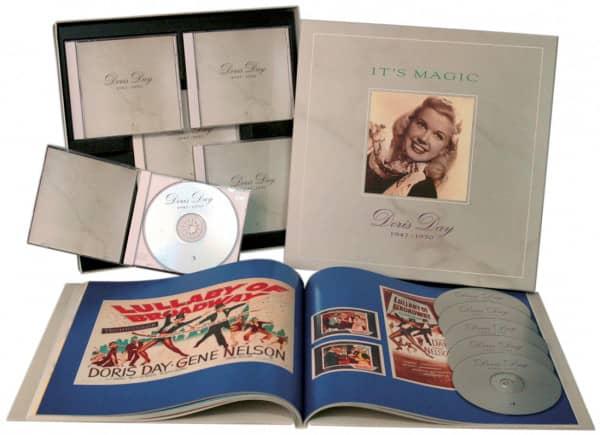 It's Magic (6-CD Deluxe Box Set)